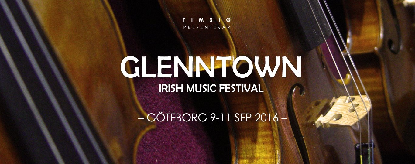 Glenntown Irish Music Festival 2016